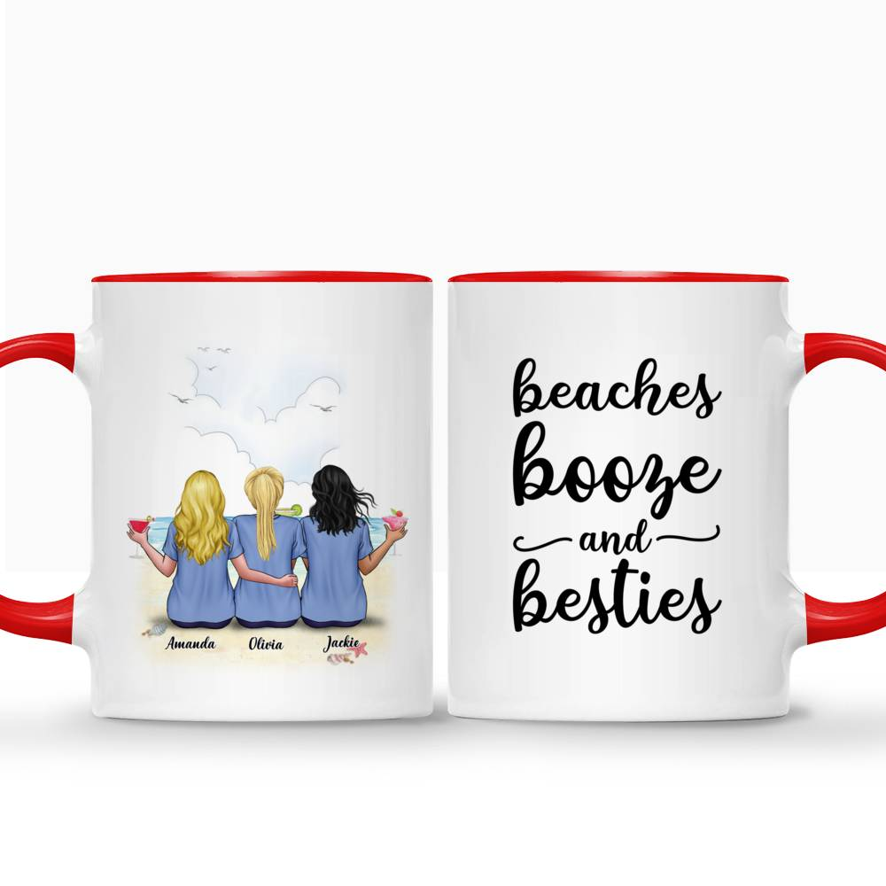 Up to 5 Friends - Beach Time - Beaches Booze And Besties