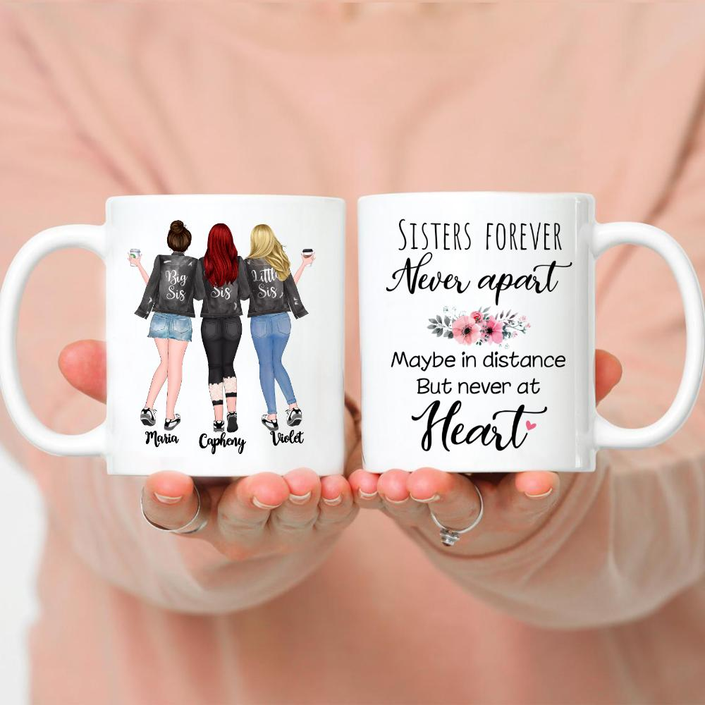 3 Sisters - Sisters forever, never apart. Maybe in distance but never at heart.