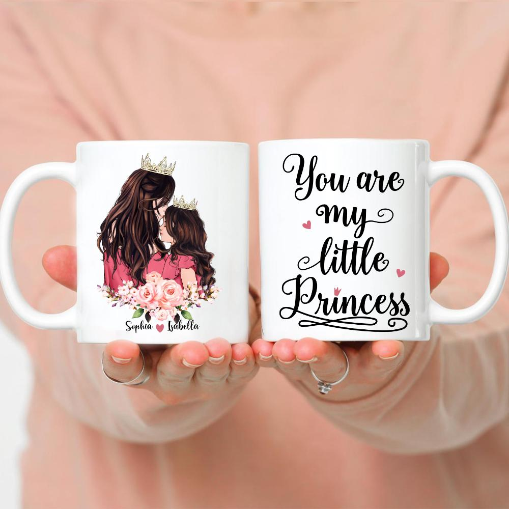 Mother & Little Princess - You are my Little Princess