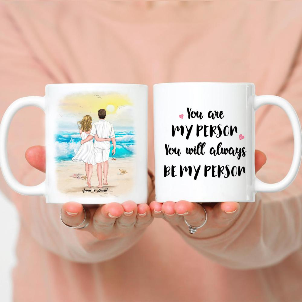 Family - You are my person you will always be my person (Ver 1)