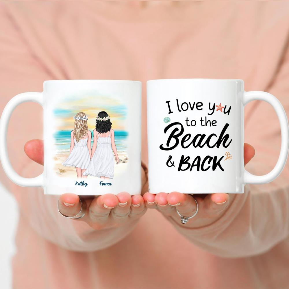 Beaches Girl - I Love You To The Beach And Back
